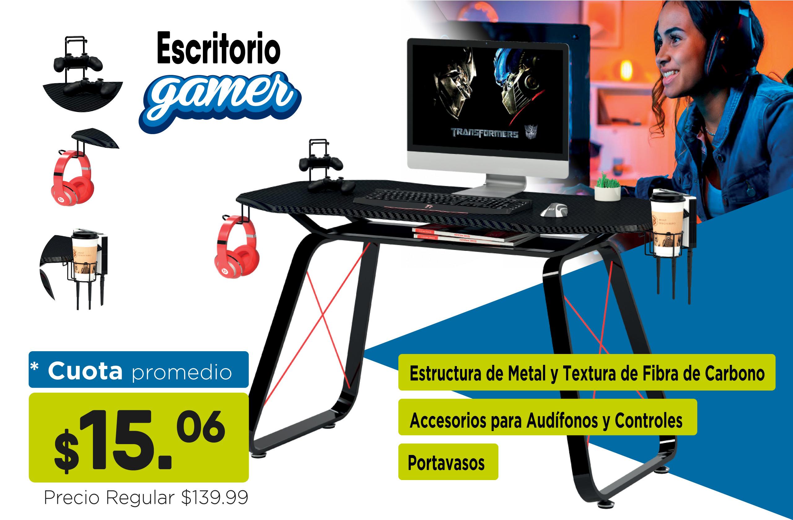 Región2---escritorio gamer